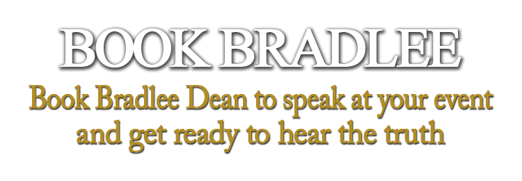 Book Bradlee Dean for your event today - Click here